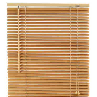Wooden Blind Brown830 660 x 980mm